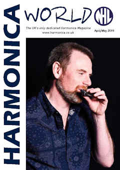 National Harmonica League Harmonica World Magazine